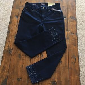 NYDJ Slim Ankle Jeans